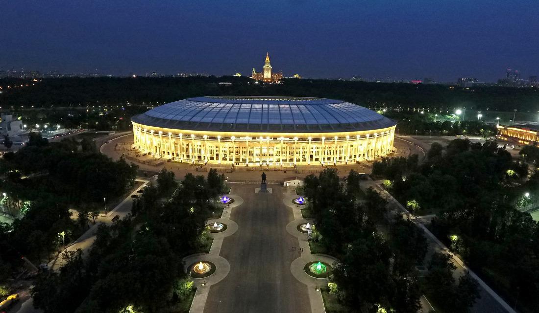 درباره ورزشگاه محل برگزاری مراسم افتتاحیه جام جهانی بیشتر بدانید