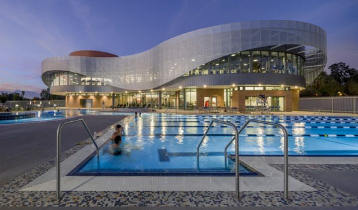 طرح توسعه مرکز تفریحات دانش آموزان UC
