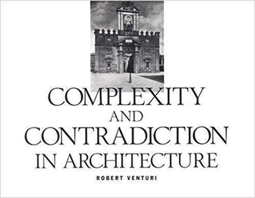 دانلود کتاب Complexity and Contradiction in Architecture رابرت ونچوری