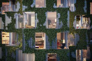 طراحی جالب توجه مجتمع آپارتمانی King Street West کانادا توسط گروه معماری BIG