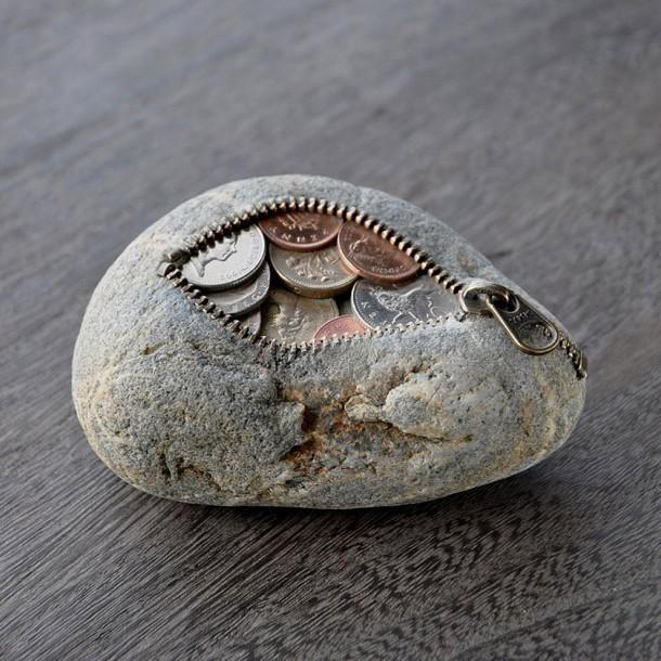 سنگ یک ماده متفاوت است