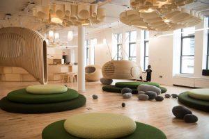 طراحی مهد کودک با فضای تعاملی ؛ گروه معماری بیگ