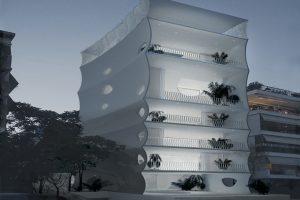 طراحی ساختمان سبک ؛ استودیو معماری 314