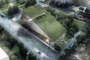 طراحی ساختمان اداری جدید برای شرکت توربوسیل تک در تهران
