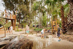 زمین بازی طبیعت ؛ آموختن از طریق بازی در باغ وحش آدلاید