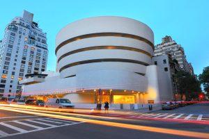 فرانک لوید رایت و طراحی موزهی گوگنهایم