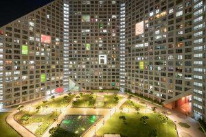 روستای عمودی ؛ طراحی مجتمع مسکونی آینده