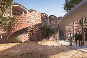 طراحی بیمارستان داکار ؛ پارادیام جدید برای مراکز درمانی و پزشکی آفریقا