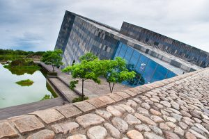 مینیمالیسم ؛ طراحی موزه لانیان در تایوان توسط کریس یائو