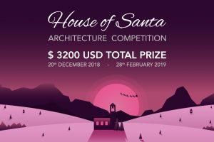 مسابقه بین المللی طراحی خانه ای برای بابا نوئل