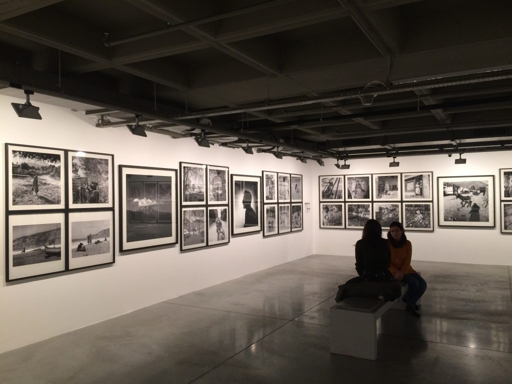 نیم روزی در موزه هنر مدرن استانبول