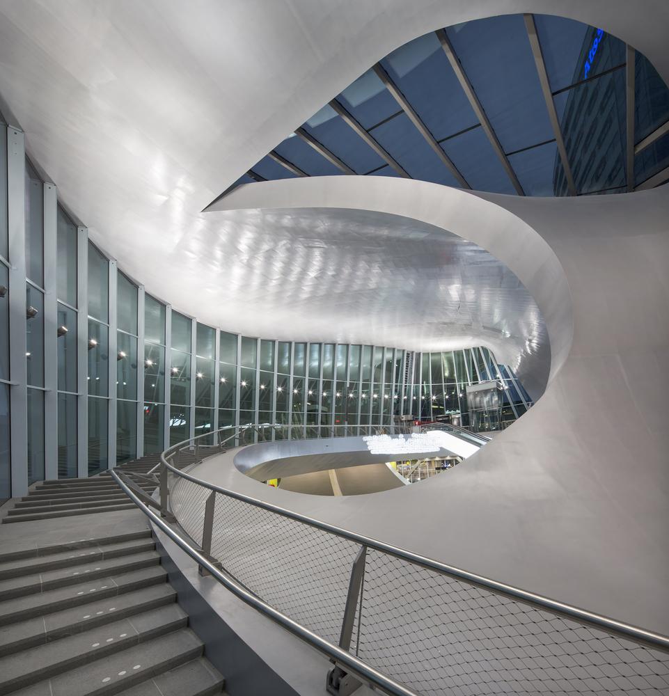 طراحی ترمینال آرنهام در هلند ؛ بازنویسی قوانین ایستگاه های قطار