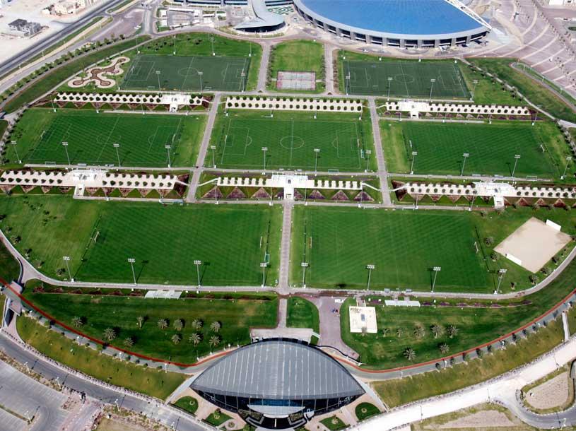 آکادمی اسپایر ؛ مرکز تخصصی آموزش و پرورش فوتبال از سنین پایه در قطر
