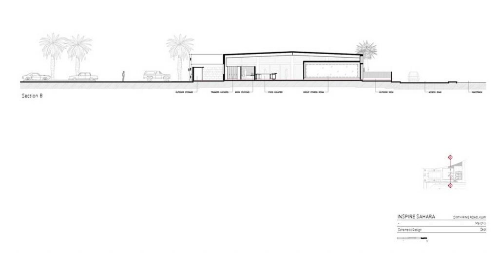 طراحی باشگاه بدنسازی در یک ساختمان قدیمی
