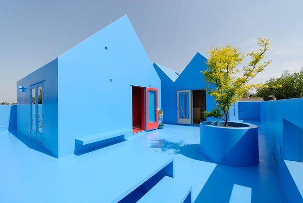 موسیقی، رنگ، معماری ؛ نظریه رنگ واسیلی کاندینسکی در معماری