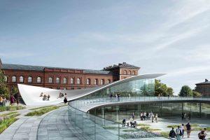 طراحی موزه تاریخ طبیعی کپنهاگ توسط معماران دانمارکی و ژاپنی