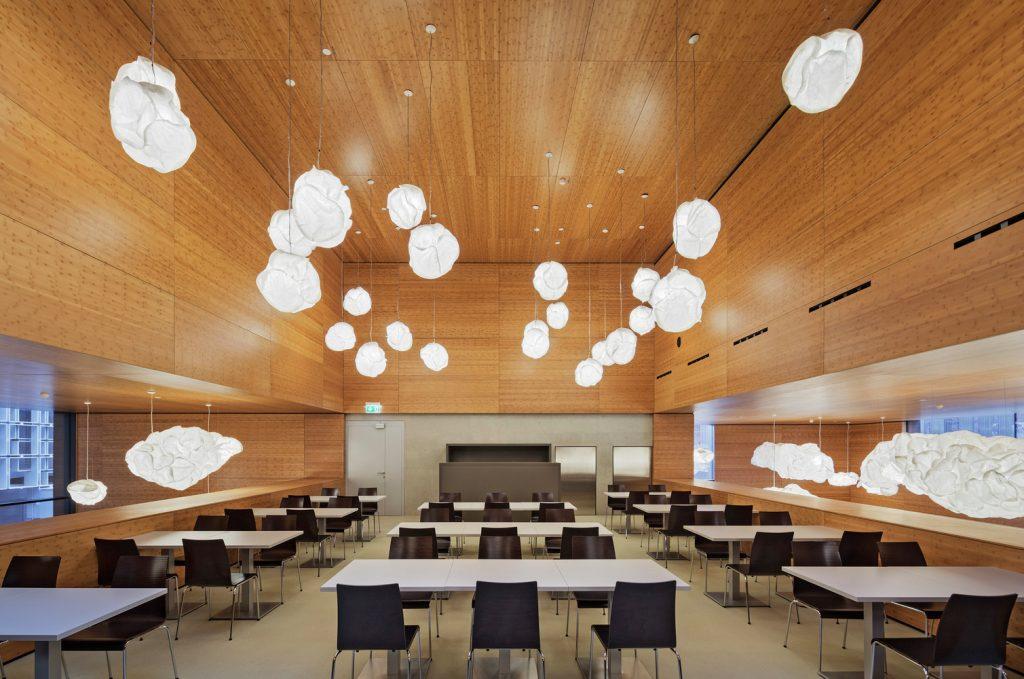نماد آینده و یادآور گذشته ؛ طراحی دانشکده جدید دانشگاه لوکزامبورگ