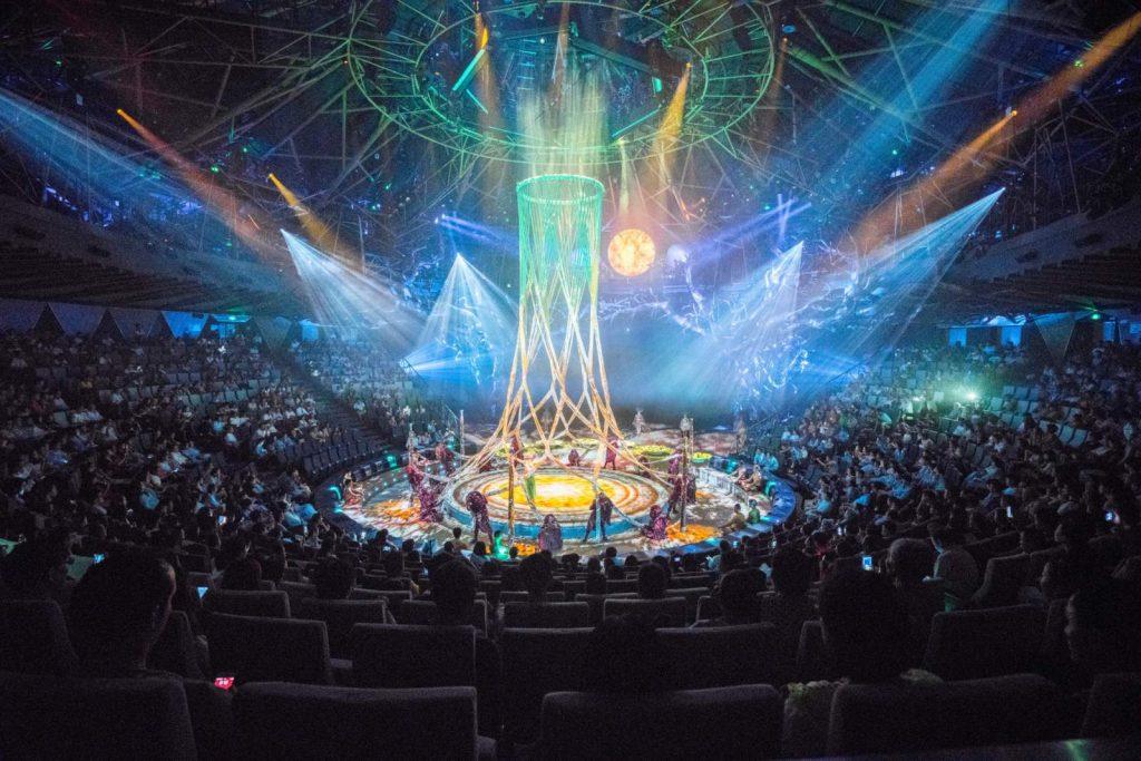 طراحی سالن تئاتر بر اساس طبیعت و فرهنگ بومی