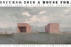 مسابقه بین المللی طراحی خانه ای برای کارفرمای پیشنهادی