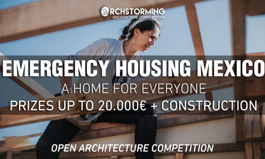مسابقه بین المللی طراحی یک خانه برای همه