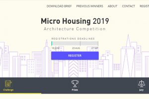 مسابقه بین المللی طراحی خانه میکرو 2019