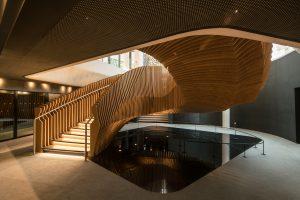 ایده جالب یک طراح فرانسوی برای ساخت پلکان مارپیچ