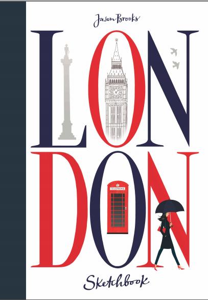 دانلود کتاب London Sketchbook