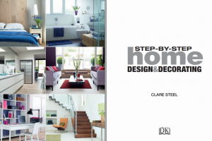 دانلود کتاب Step-by-Step Home Design and Decorating