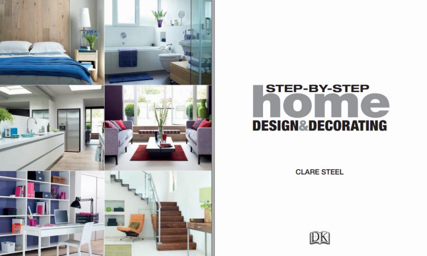 دانلود کتاب Step-by-Step Home Design and Decorating