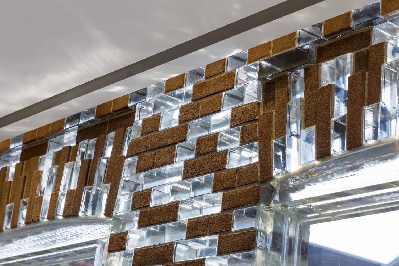 طراحی خانه کریستالی توسط معماران MVRDV در شهر آمستردام