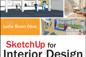 دانلود کتاب SketchUp for Interior Design