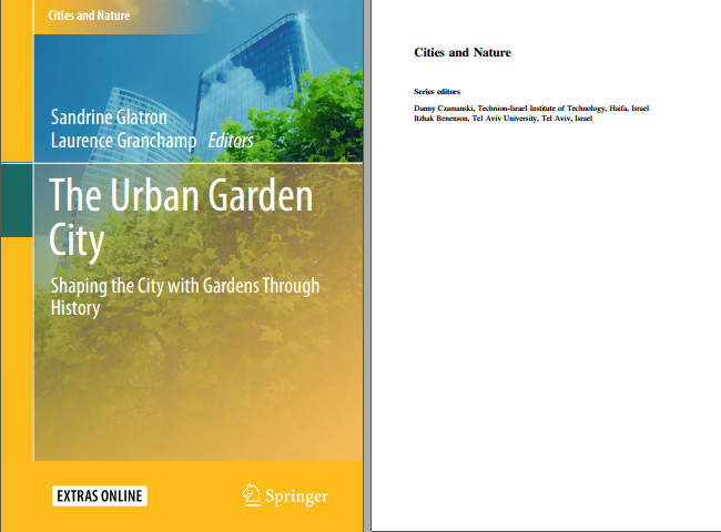 دانلود کتاب The Urban Garden City