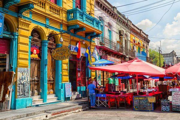 گردشی کوتاه در 9 خیابان مشهور و جذاب دنیا