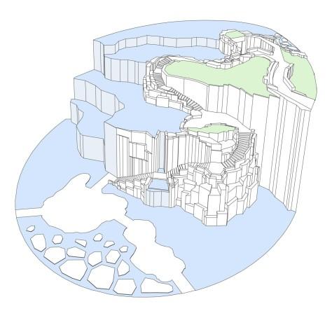 طراحی معماری موزه تاریخ طبیعی شهر شانگهای