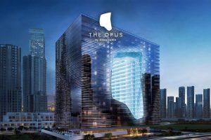 طراحی هتل Opus در دبی توسط معماران زاها حدید