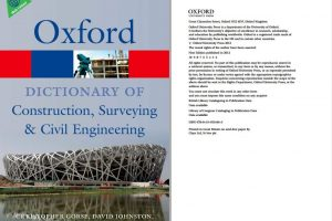 دانلود کتاب A Dictionary of Construction, Surveying, and Civil Engineering