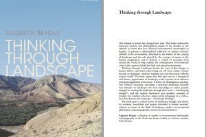 دانلود کتاب Thinking through Landscape