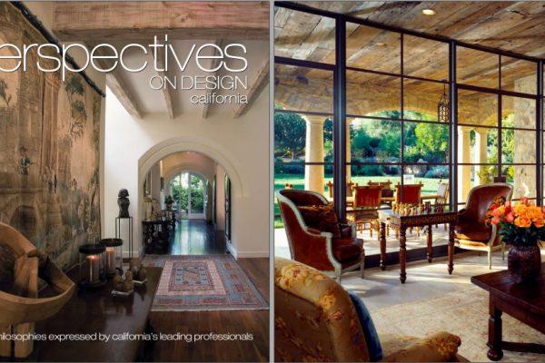 دانلود کتاب Perspectives on Design California: Creative Ideas Shared by Leading Design Professionals