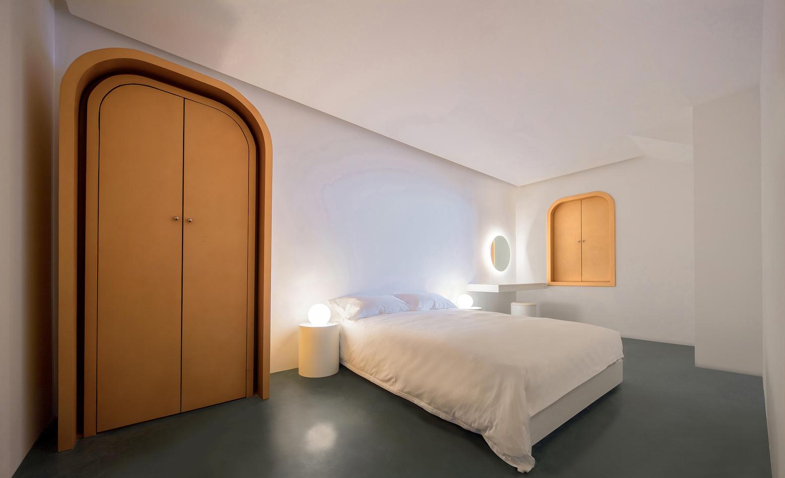 طراحی یک مهمانخانه با تاثیرپذیری از آثار M.C. Escher