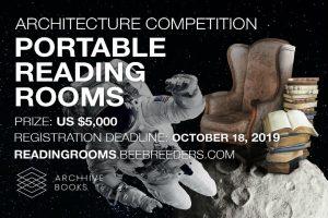 مسابقه بین المللی طراحی اتاق مطالعه قابل حمل