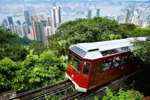 سیستم حمل و نقل شهری ارزان و پاک هنگ کنگ