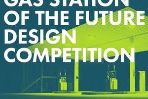 مسابقه بین المللی طراحی پمپ بنزین آینده