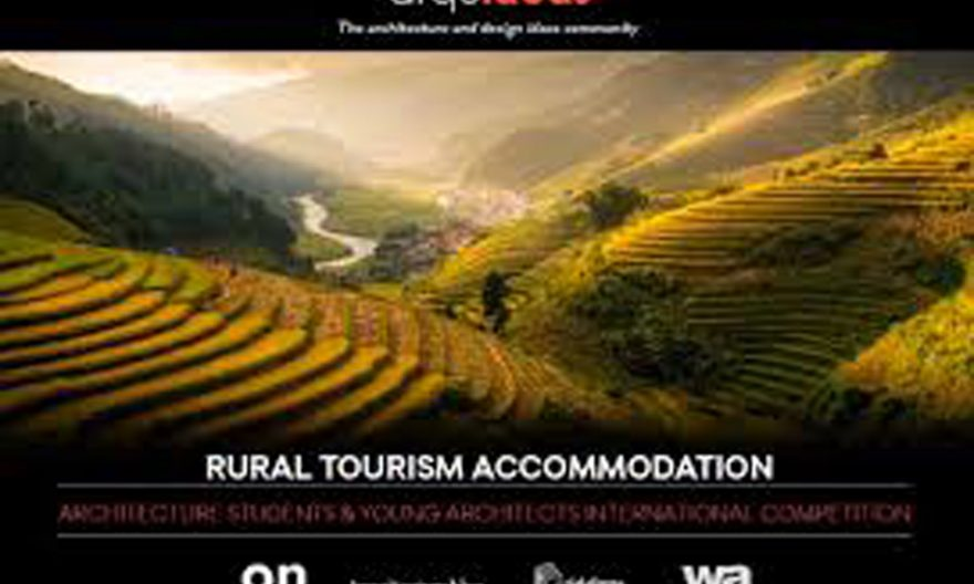 مسابقه بین المللی طراحی اقامتگاه توریستی روستایی