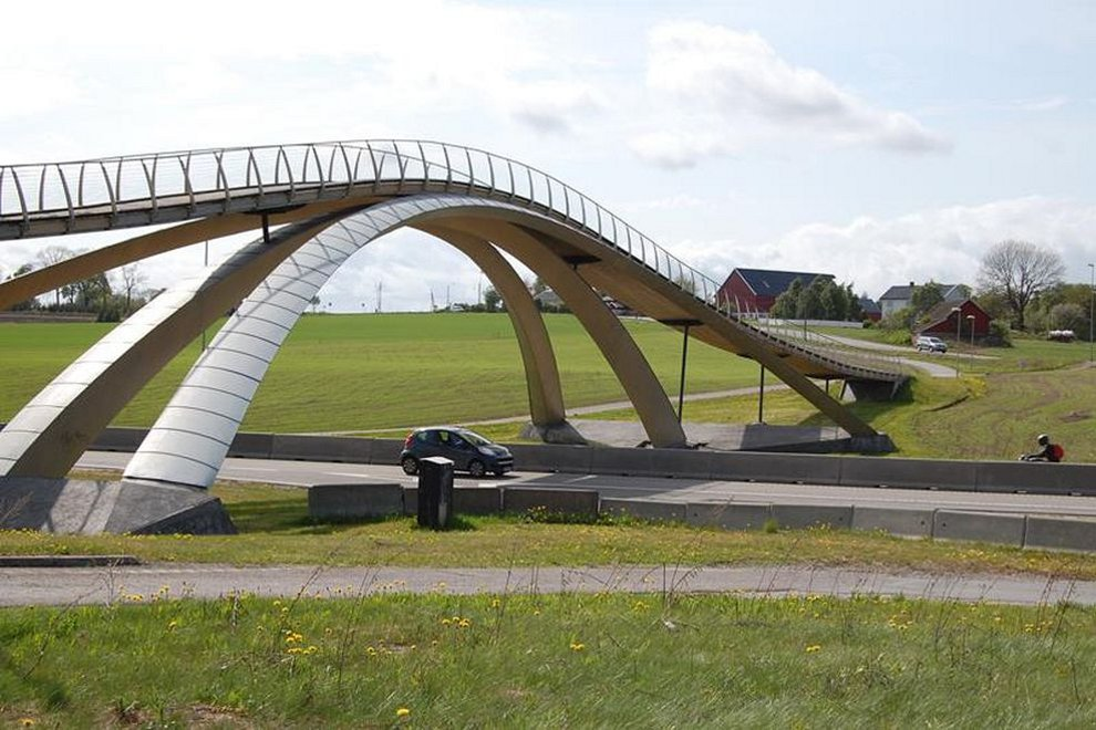 طرح پیشنهادی لئوناردو داوینچی برای پل استانبول!
