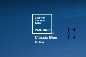 چگونه با رنگ آبی کلاسیک سال 2020 میلادی ست کنیم؟ + نحوه انتخاب رنگ سال