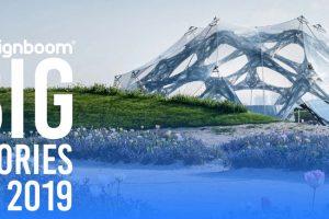 معرفی پاویون ها و سازه های موقت برتر سال 2019 (بخش اول)