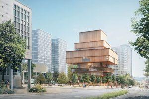 طراحی گالری هنر ونکوور توسط گروه معماری Herzog & de Meuron