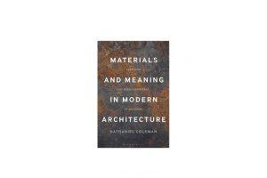 معرفی کتاب مواد و معنا در معماری : جستارهایی درباره تجربه تنانی بناها