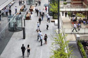 طراحی منظر خیابان بروکفیلد ؛ تبدیل گذرگاه به درنگ گاه