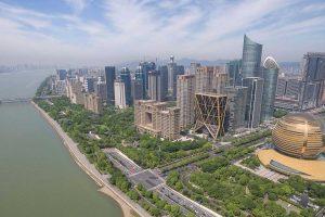 طراحی ساختمان اصلی بانک مرکزی چین توسط نورمن فاستر